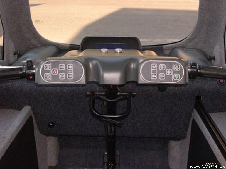 Kenguru - уникальный автомобиль для инвалидов-колясочников
