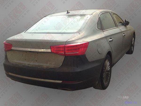 JAC Refine A6 : Китайцы скопировали Audi A6