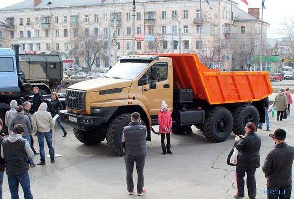 Новая Газель, ПАЗ, Урал и другие новинки ГАЗа: первые эксклюзивные фото