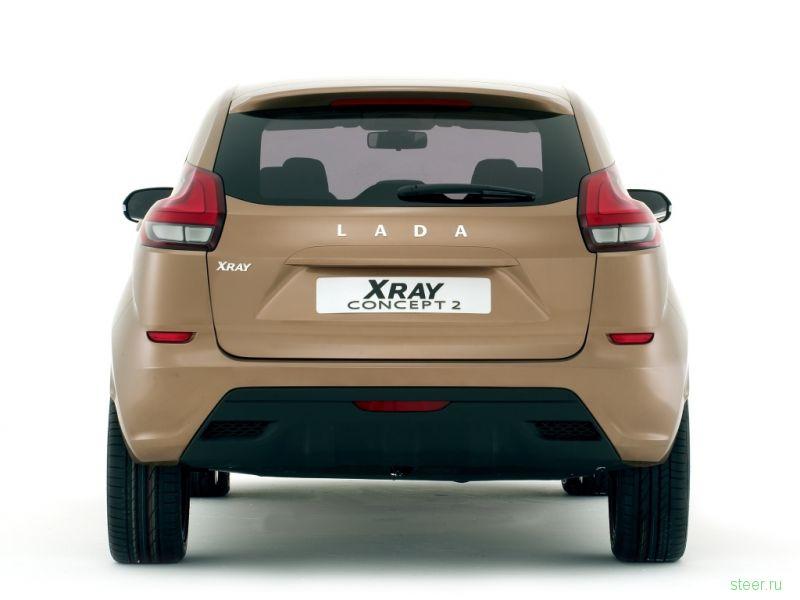 Первые кроссоверы Lada Xray : уже в начале 2015 года