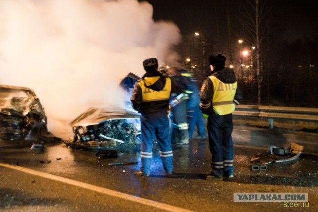 Знакомство на дороге закончилось смертельным ДТП