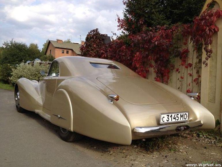 История перерождения раритетного авто ГАЗ-11-73