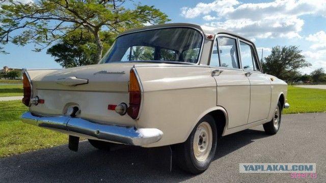 Москвич-408 1968 года выставлен на Ebay