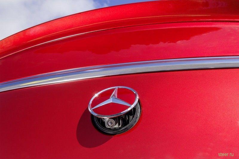 Mercedes-Benz GLE Coupe представлен официально