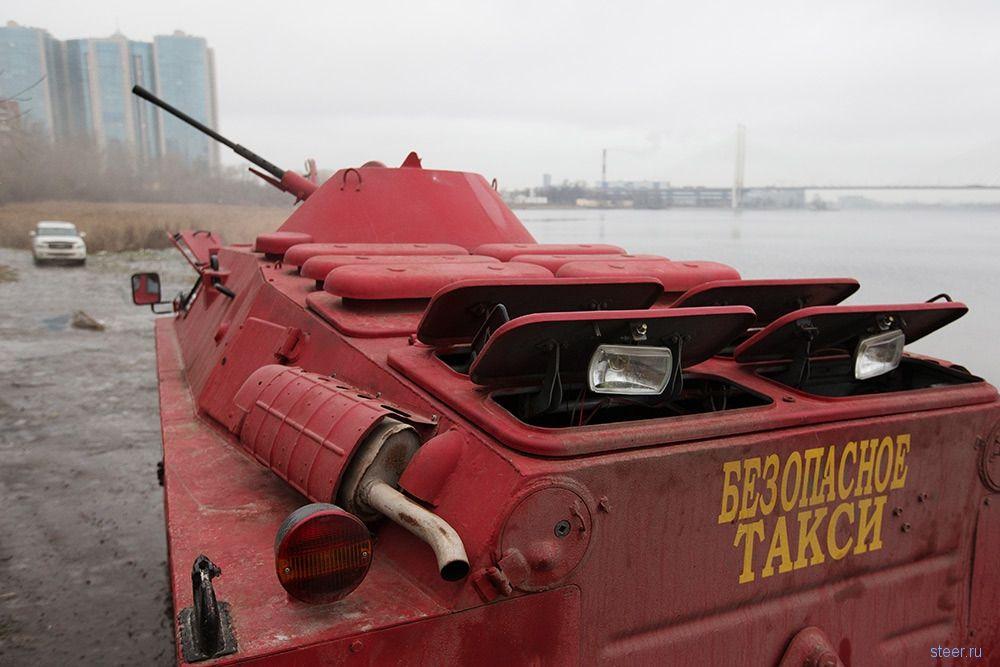 Самое безопасное такси из Питера