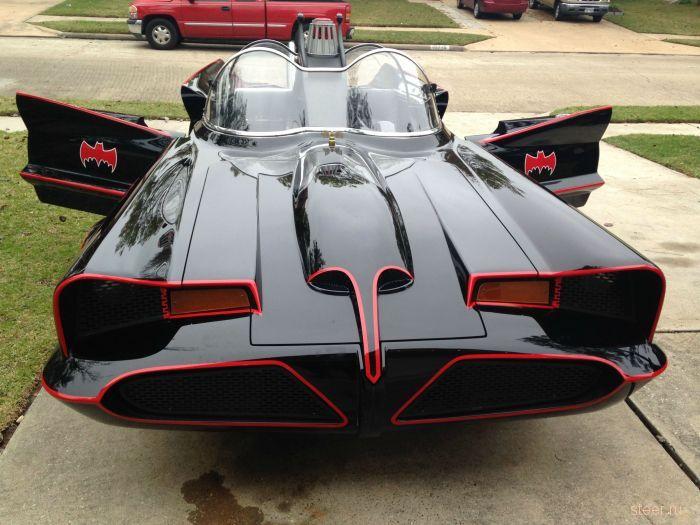 Какой Бэтман моблиь можно построить за 9 лет в домашних условиях