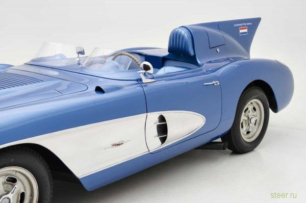 Chevrolet Corvette SR-2 1956 года с ценой более 6 млн. долларов