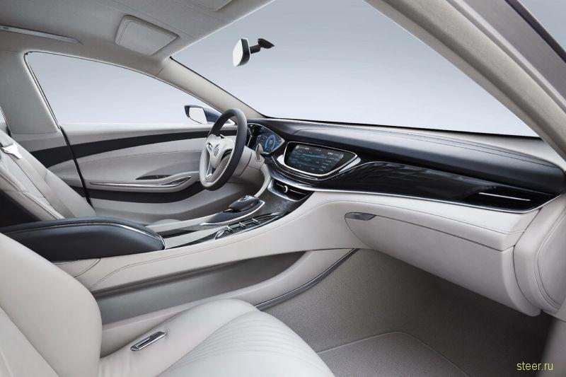 Флагманский концепт Buick Avenir