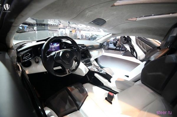 Дубайский суперкар W Motors LykanHypersport выставлен на продажу за $3 400 000