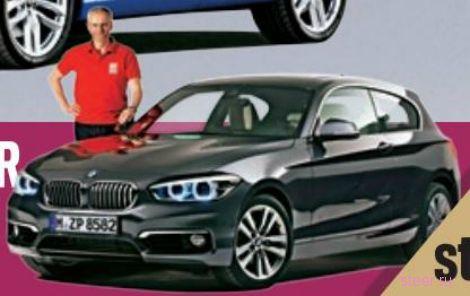 Рассекретили внешность обновленной «копейки» BMW