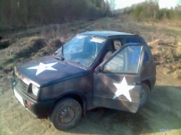Тюнинг отечественных авто