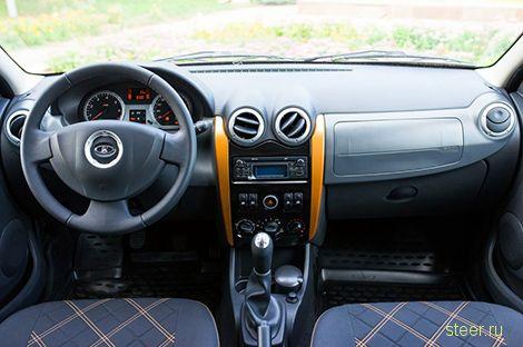 Lada Largus Cross будет стоить от 533 000 рублей
