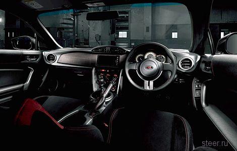 Кардинальное изменение внешности: Toyota GT 86 Cb