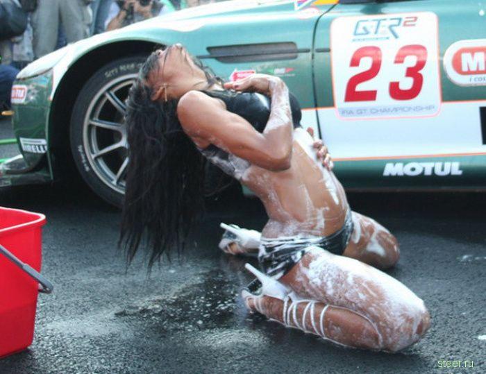 70 поводов помыть машину