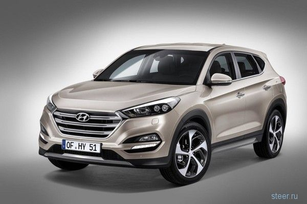 Официально представлен новый Hyundai Tucson