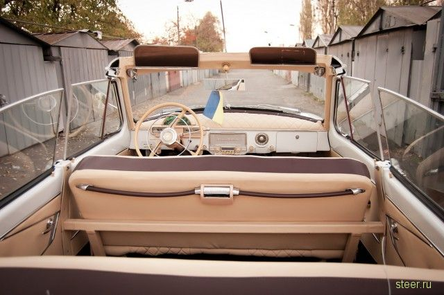 КабріоМрія : Кабриолет на базе ГАЗ-21