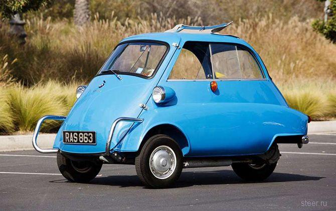 Самые дорогие автомобили в мире на ежегодном аукционе в США