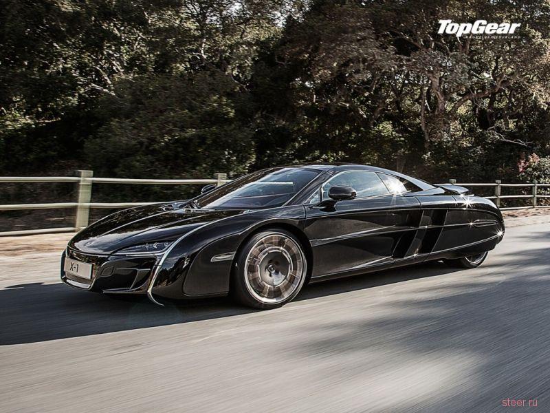 15 автомобилей, созданных в единственном экземпляре