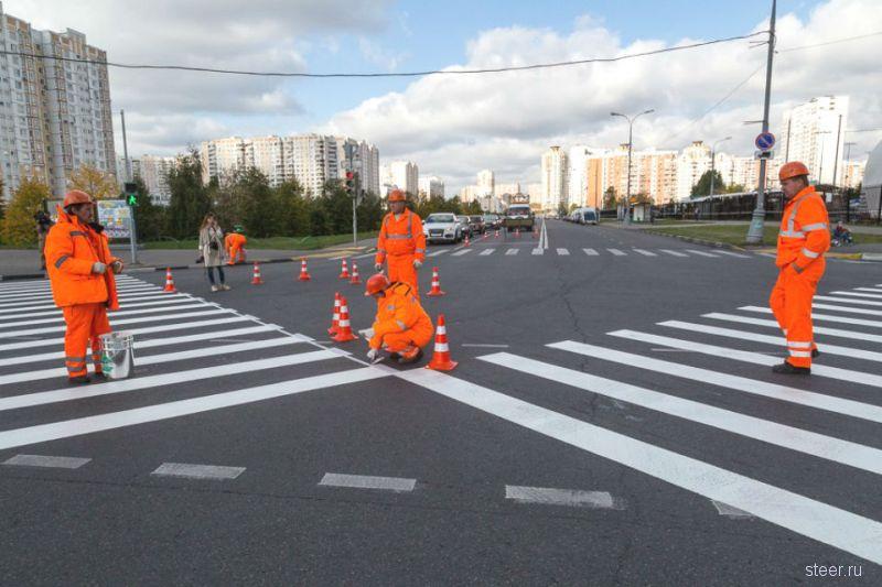 Правительство одобрило новые дорожные знаки и обозначения