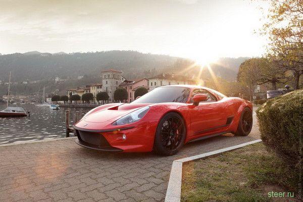 ATS 2500 GT : новейший итальянский суперкар