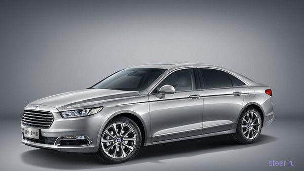 Новый Ford Taurus представлен официально