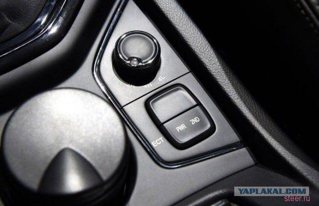 Внедорожник BAIC BJ80C: Китайская копия Mercedes G-класса