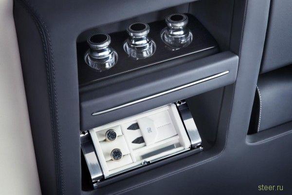 Rolls-Royce Phantom Limelight Collection : самый роскошный Роллс-Ройс