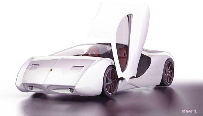 LM2 Streamliner : Как выглядит самый быстрый автомобиль в мире
