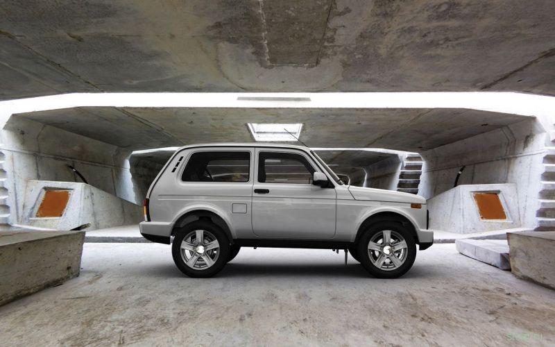Выпуск Lada 4х4 Urban будет увеличен в связи с растущим спросом