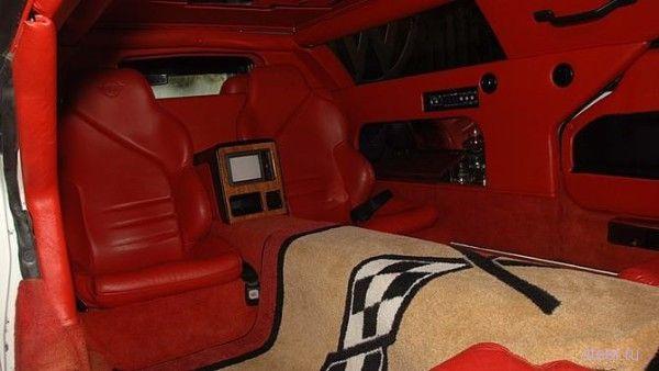 Лимузин из Corvette C4