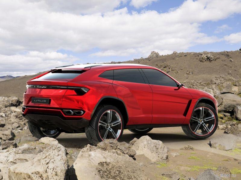 Lamborghini получит налоговые льготы для сборки Urus в Италии