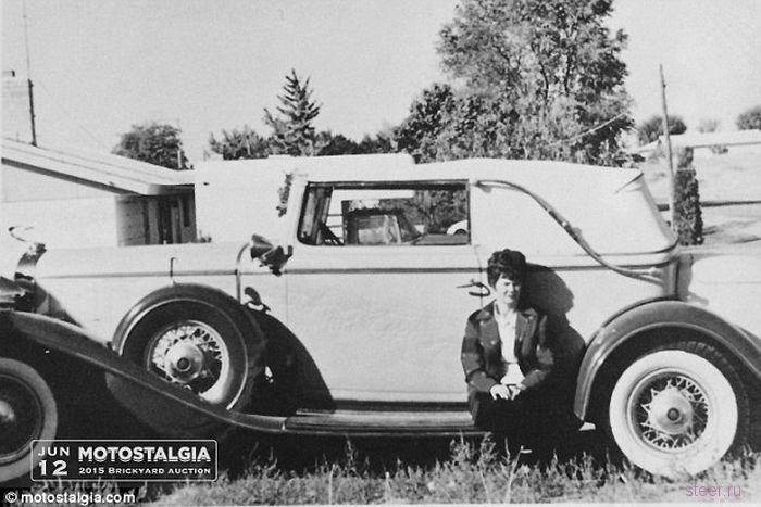 В старом сарае обнаружены 5 старинных автомоблей общей стоимостью 700000 долларов