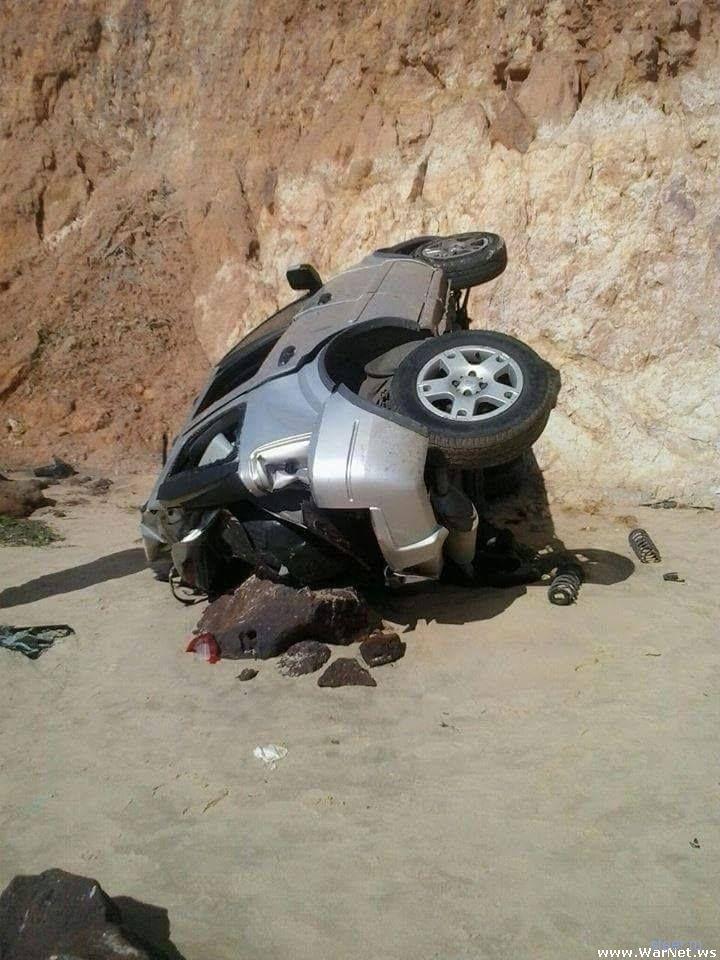 Бразилец разбился на автомобиле, следуя указаниям GPS-навигатора