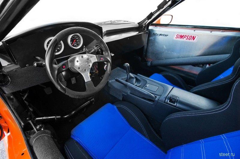 Toyota Supra Пола Уокера из фильма «Форсаж» продана за 185 тысяч долларов