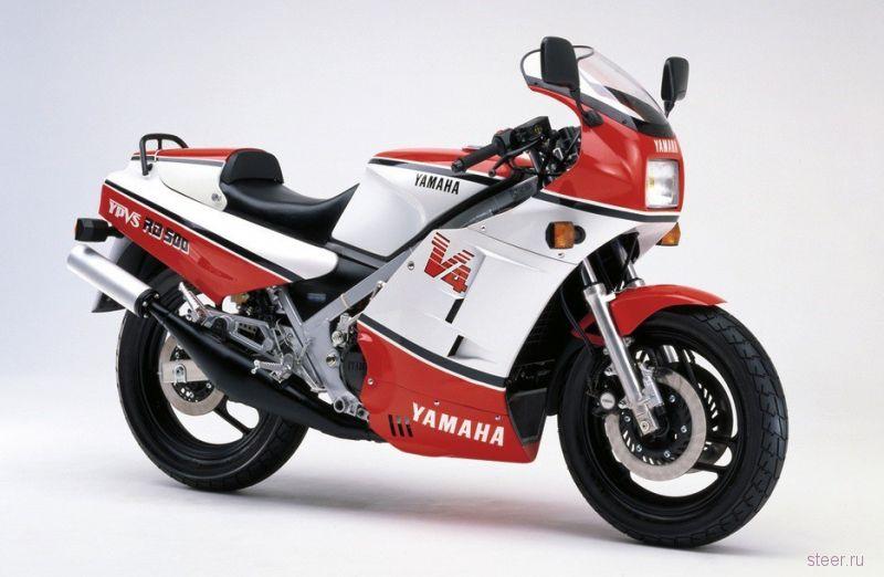 Капсула времени: спортбайк Yamaha RZ500N 1985-го года с пробегом 0 км