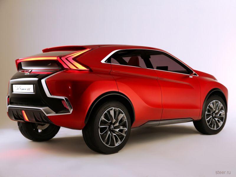 Mitsubishi может заменить Lancer Evolution кроссовером ASX Evolution