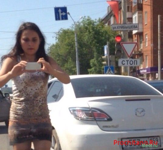 «Дикую автоледи» в Перми арестовали на 14 суток