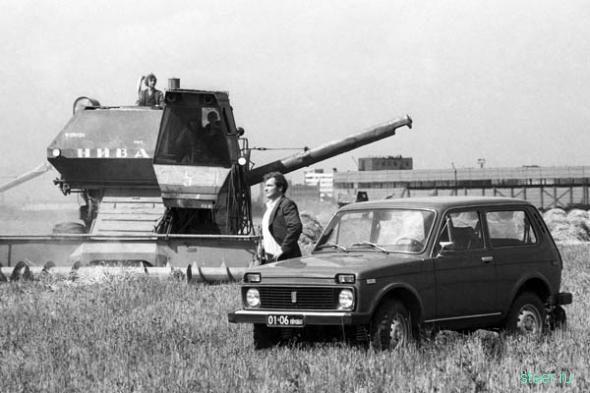 «Нива»: машина, обогнавшая время