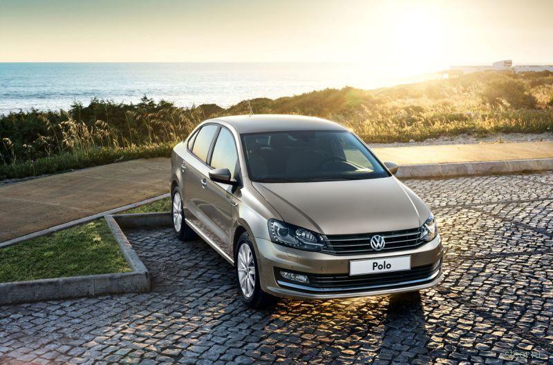 Топ-версия обновлённого Volkswagen Polo будет стоить 739 900 рублей
