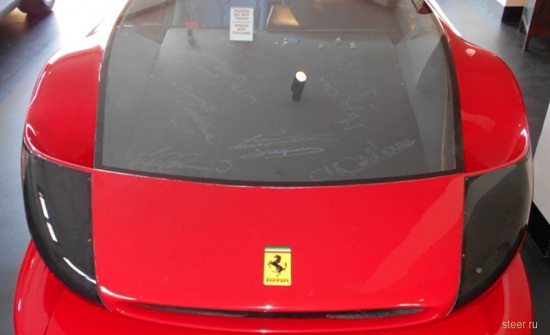 750-сильный Ferrari Lotec Testa D'oro выставили на продажу за $1,7 млн