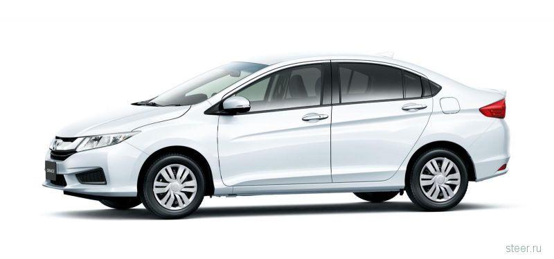 Официально представлен бензиновый седан Honda Grace