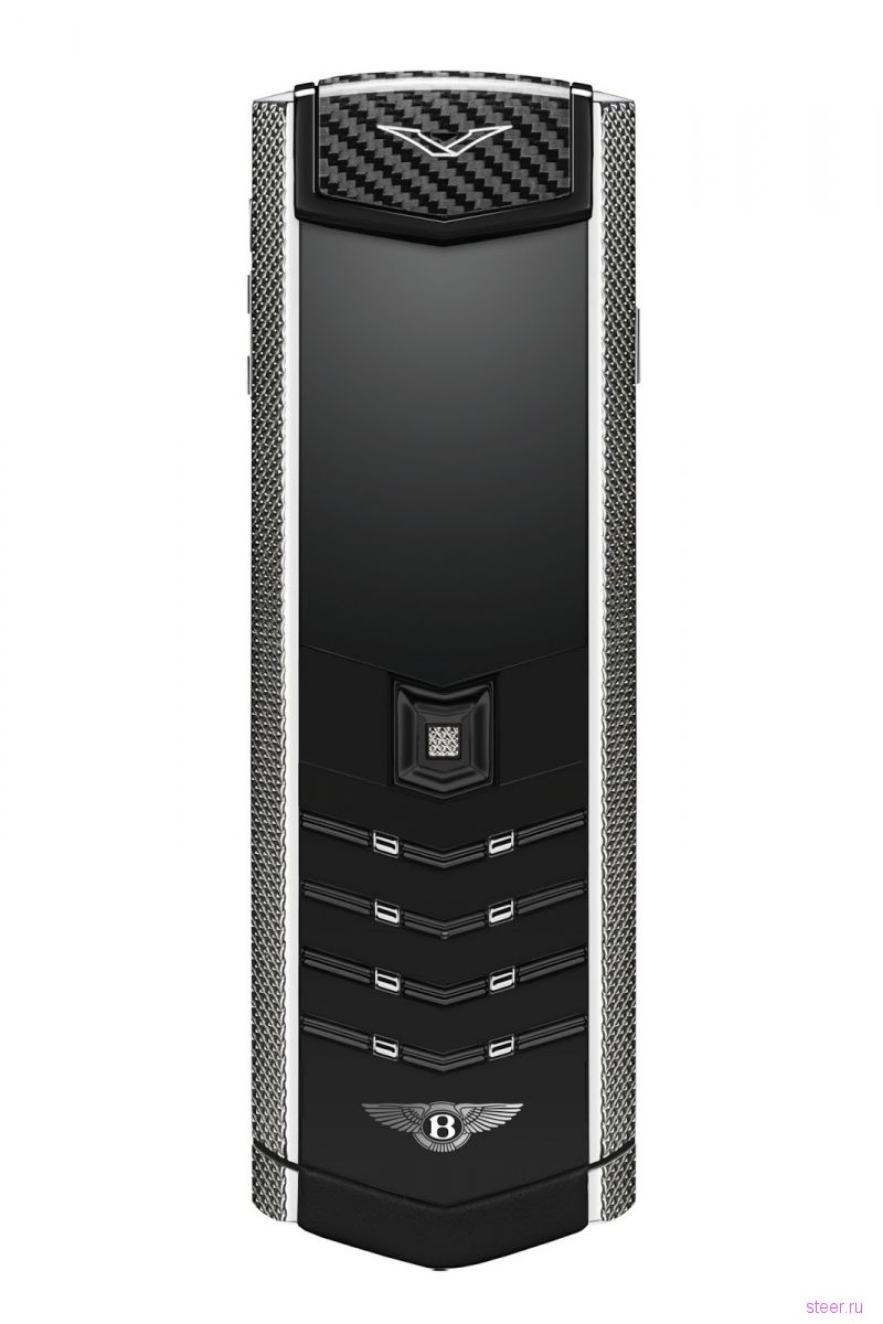 Bentley выпустила кнопочный «мобильник» стоимостью более миллиона рублей