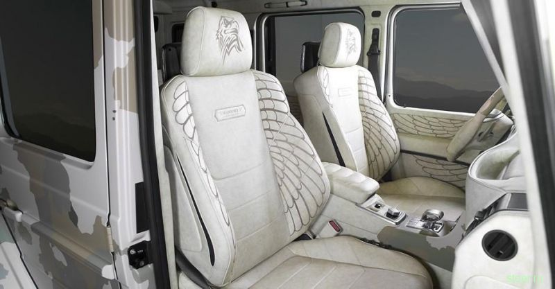 Cпецверсия Mercedes-Benz G63 AMG за 770 тысяч евро