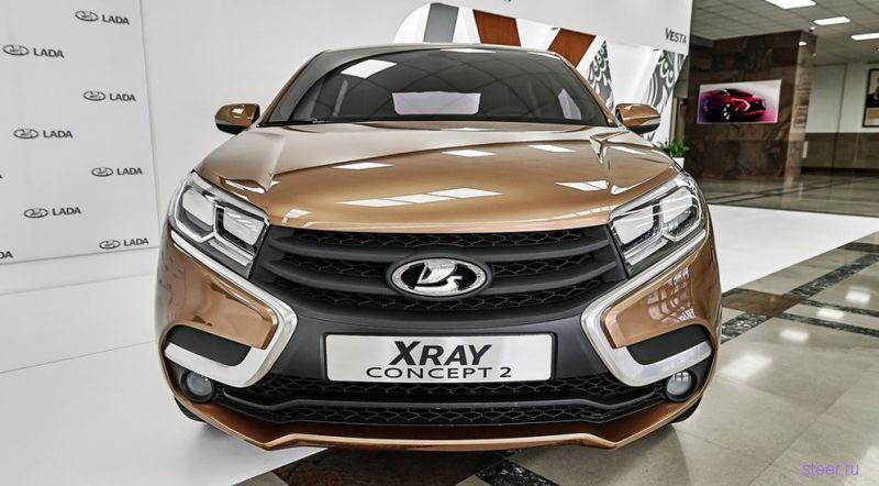 АВТОВАЗ выпустит пять предсерийных Lada Xray до конца недели