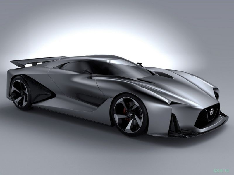 Первая информация о новом Nissan GT-R