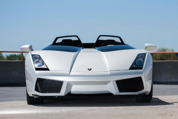 Уникальный суперкар Lamborghini Concept S 2006 продадут на аукционе