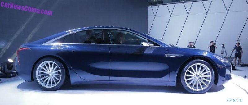 Китайцы построили конкурента самой доступной Tesla
