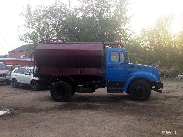 Новые грузовики ЗИЛ: они существуют!