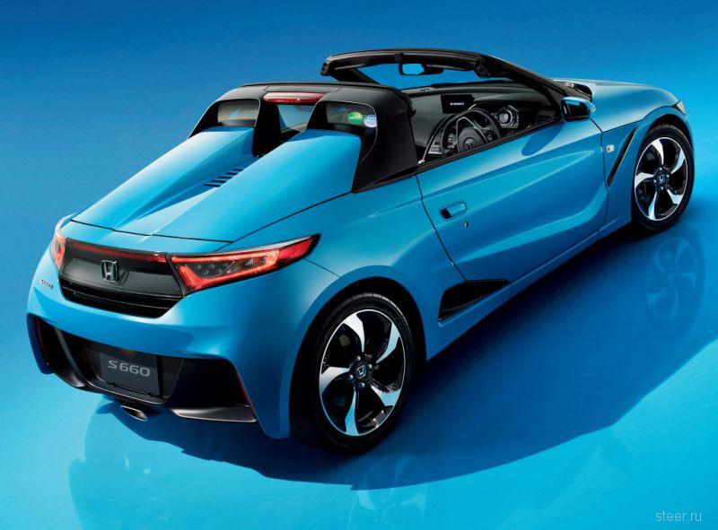 Японцы раскупили родстер Honda S660 на год вперед. Четверо из пяти заказчиков — старше 40 лет