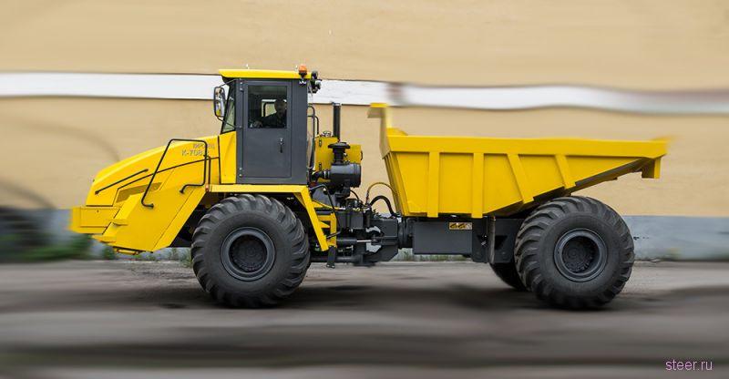 «Кировец» — новый отечественный грузовик